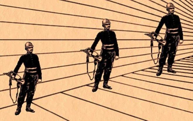 Иллюзия восприятия