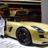 На каких автомобилях ездят арабские шейхи?
