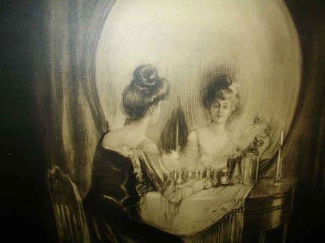 Загадочная картина Чарльза Гилберта