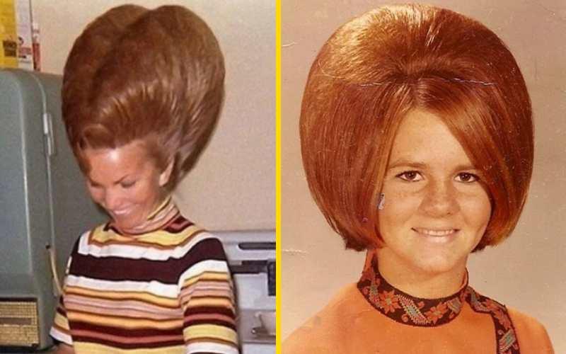 Модные прически 1960-х, которые сейчас выглядят смешно