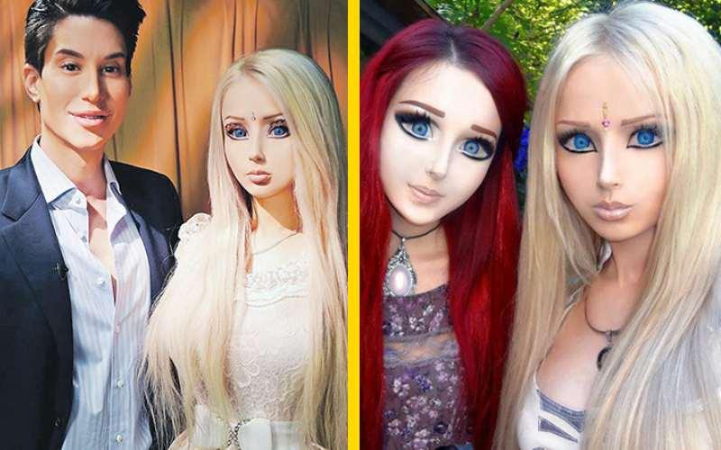 Живые куклы со всего мира собрались в одном месте
