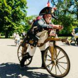 Самые интересные факты о велосипедах
