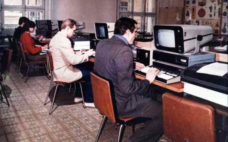 История создания первых носителей информации