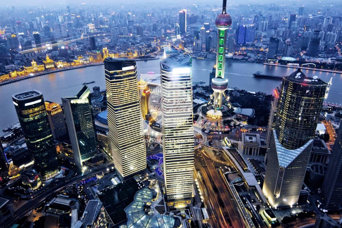 7. Шанхай (Китай)