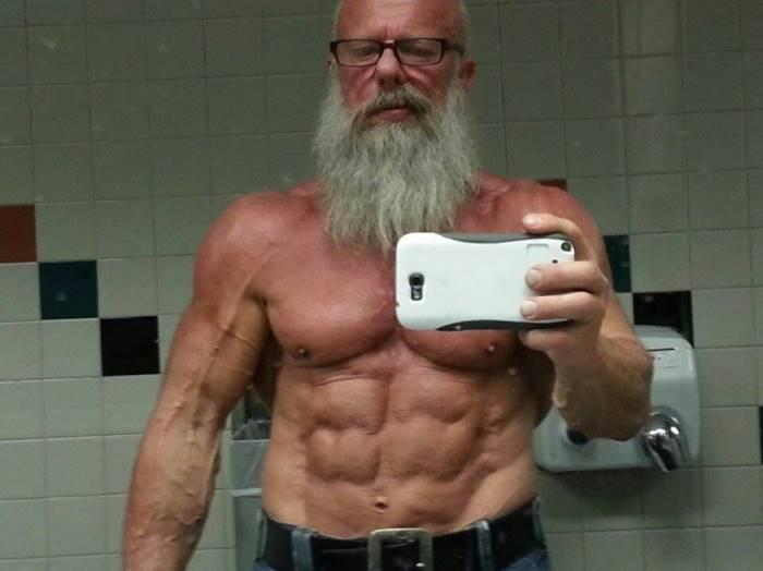 Андреас Кахлинг, 63 года