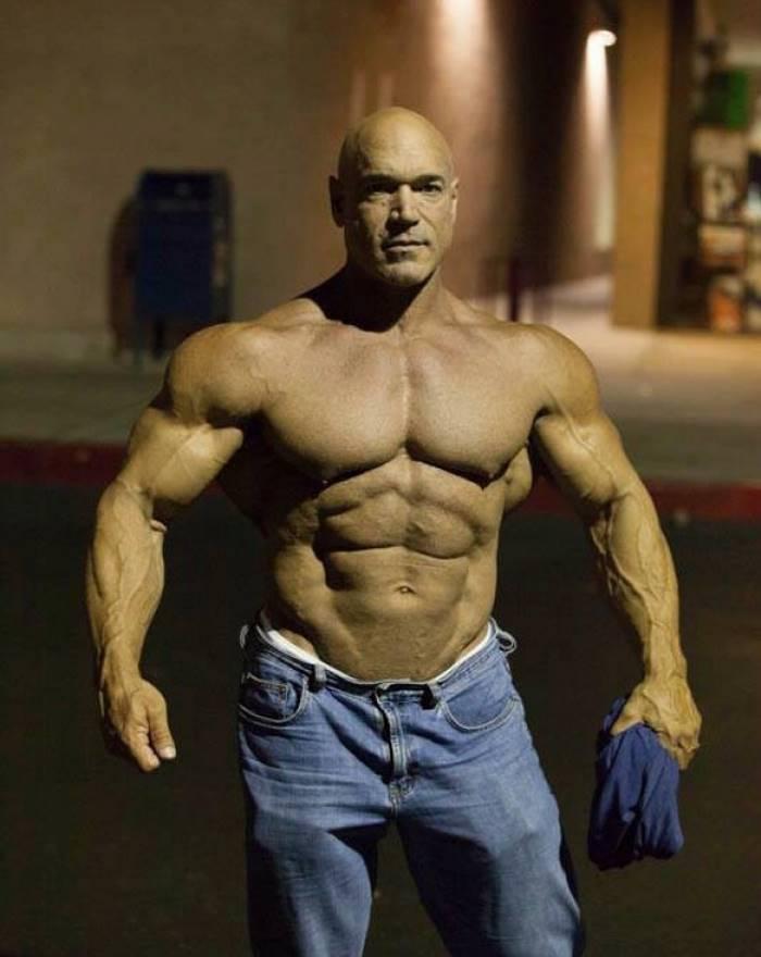 Расти Джефферс, 51 год
