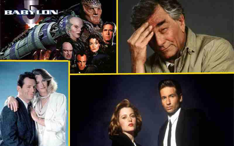 Какие Зарубежные сериалы смотрели в 90-е годы?