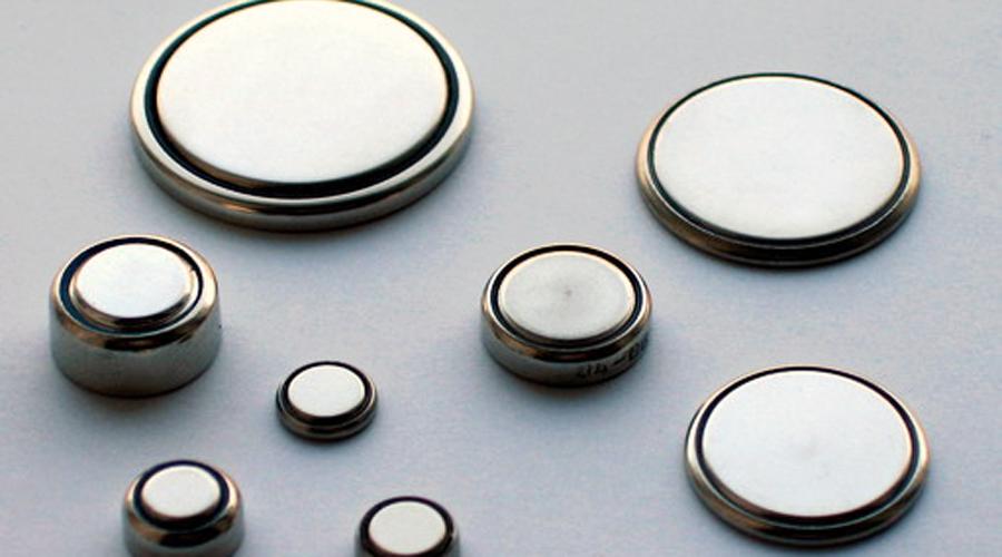 Кнопочные батарейки