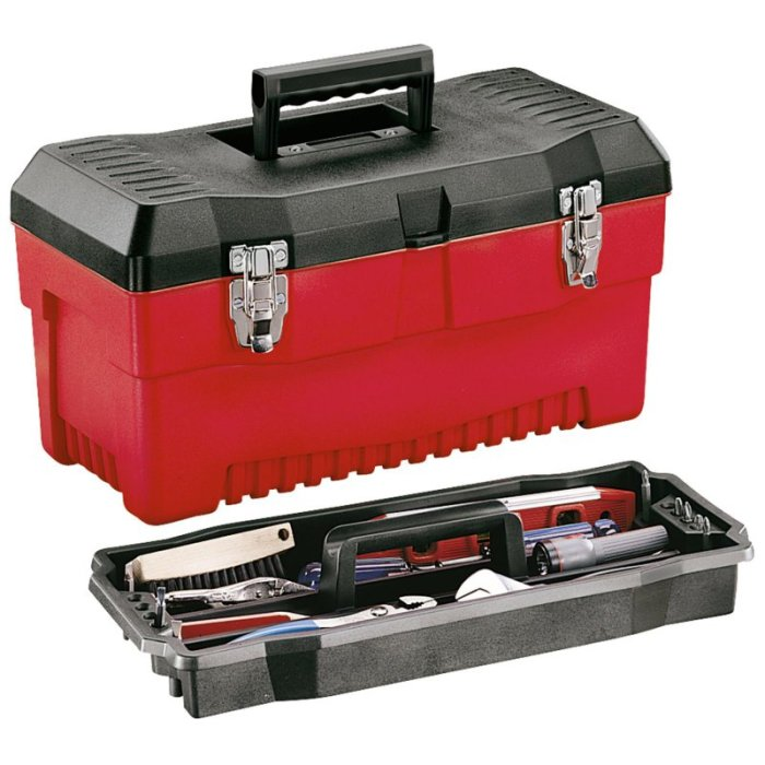 3. Stack-On Pro Tool Box