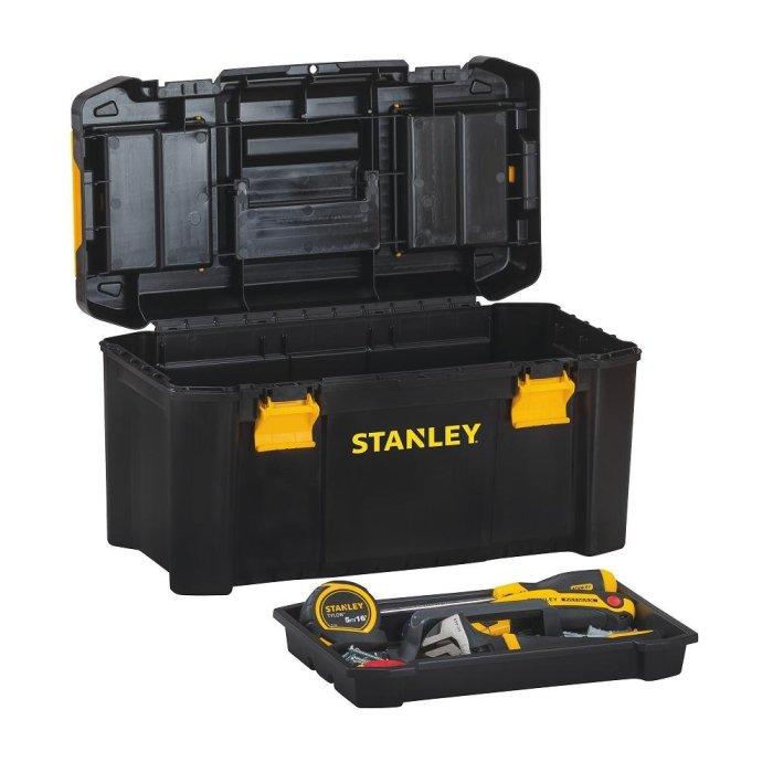 Stanley Tools and Consumer Storage