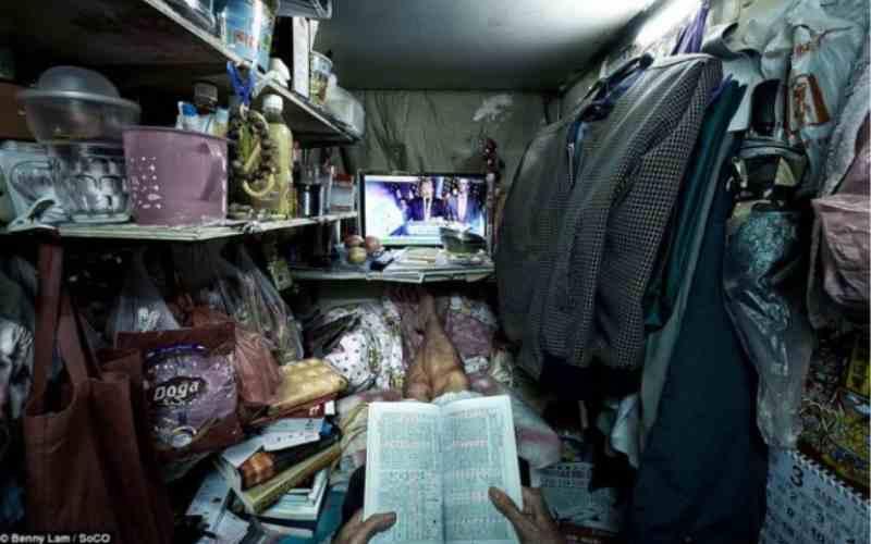 Как живут бедные жители богатого Гонконга