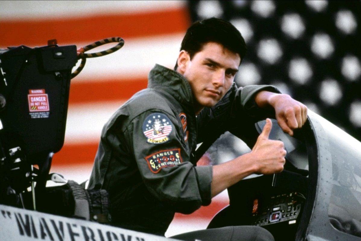 Лучший стрелок (Топ Ган) / Top Gun (1986)