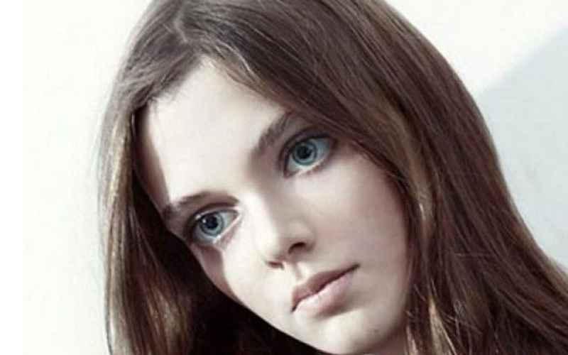 Самые большие глаза в мире у человека по имени Мария Тельная