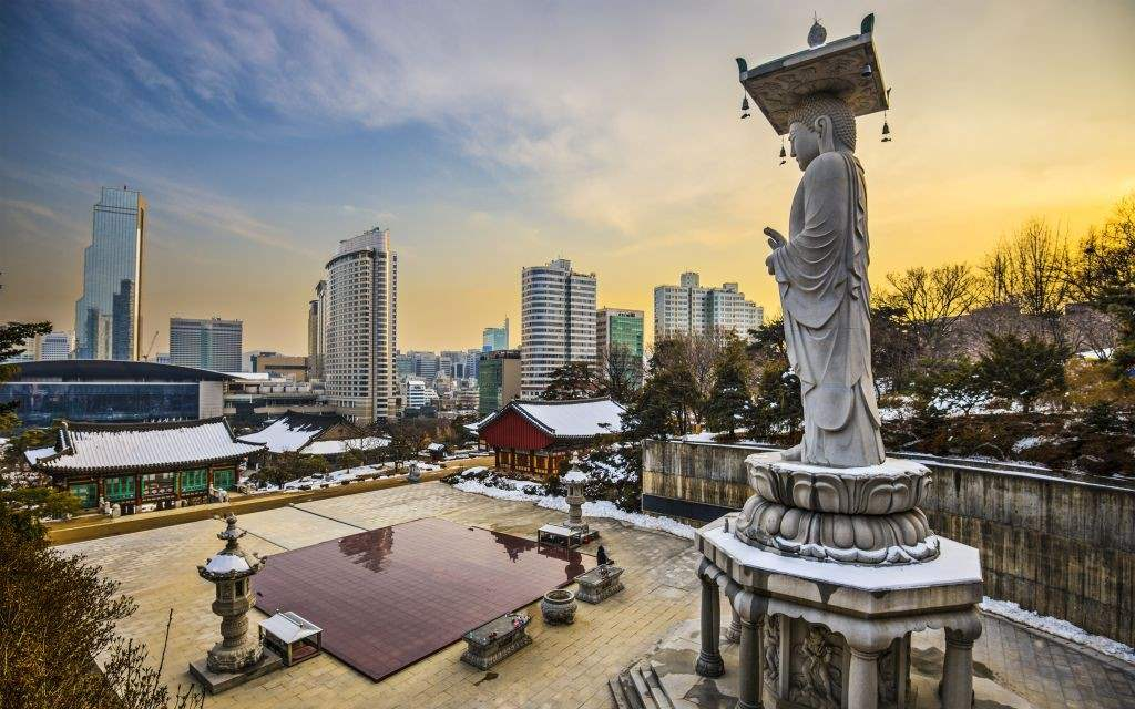 8. Сеул (Южная Корея)