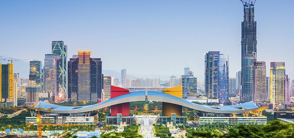 9. Шэньчжэнь (Китай)