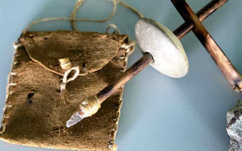 Самую старую дрель нашли в Турции, ее возраст 7,5 тысяч лет