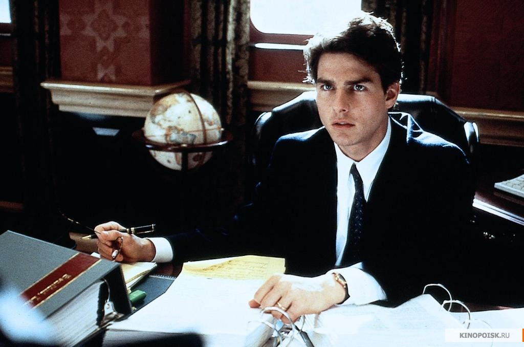 Фирма / The Firm (1993)
