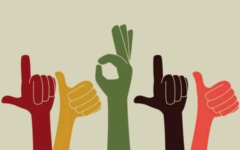 Язык жестов расскажет о вас больше...