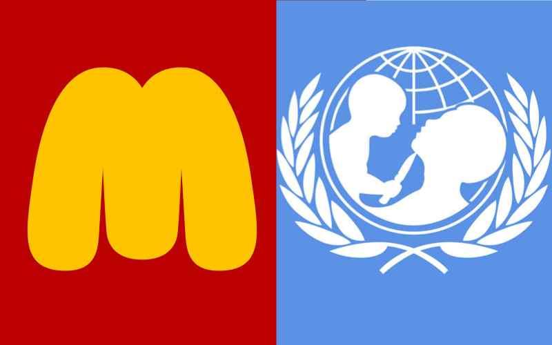 Юмористические версии известных логотипов