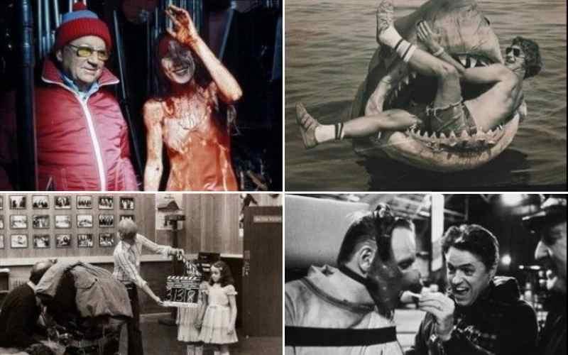 За кадром известных фильмов ужасов