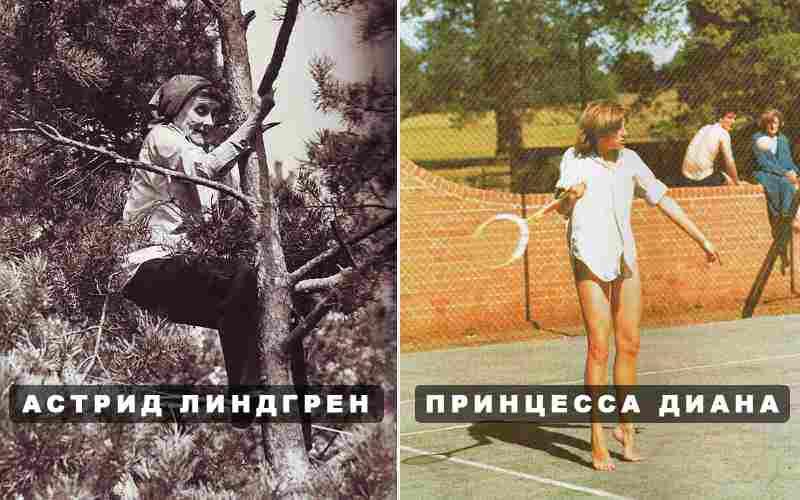 17 редких фотографий знаменитостей прошлого века, которые вы не видели