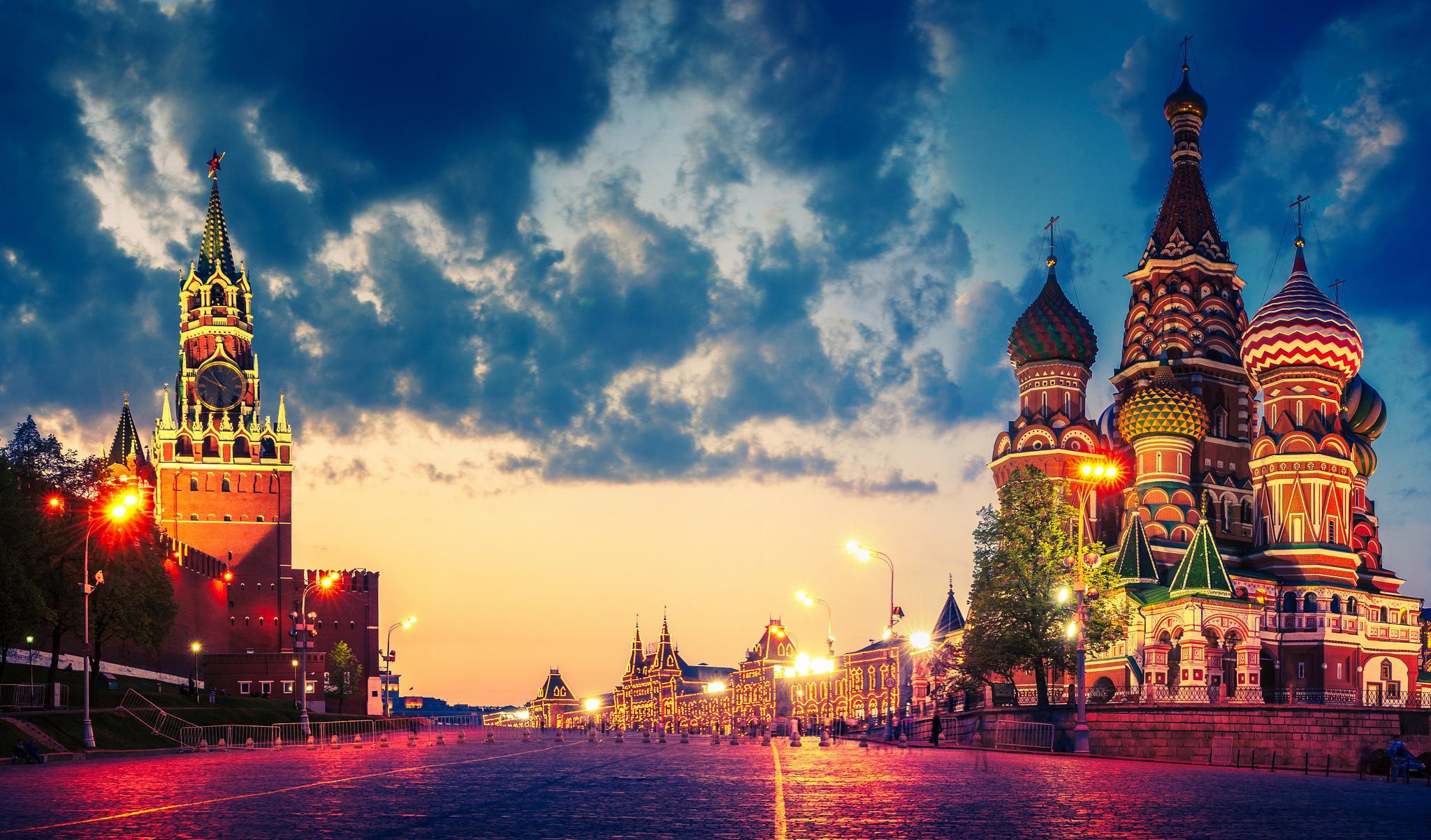 3. Москва (Россия)