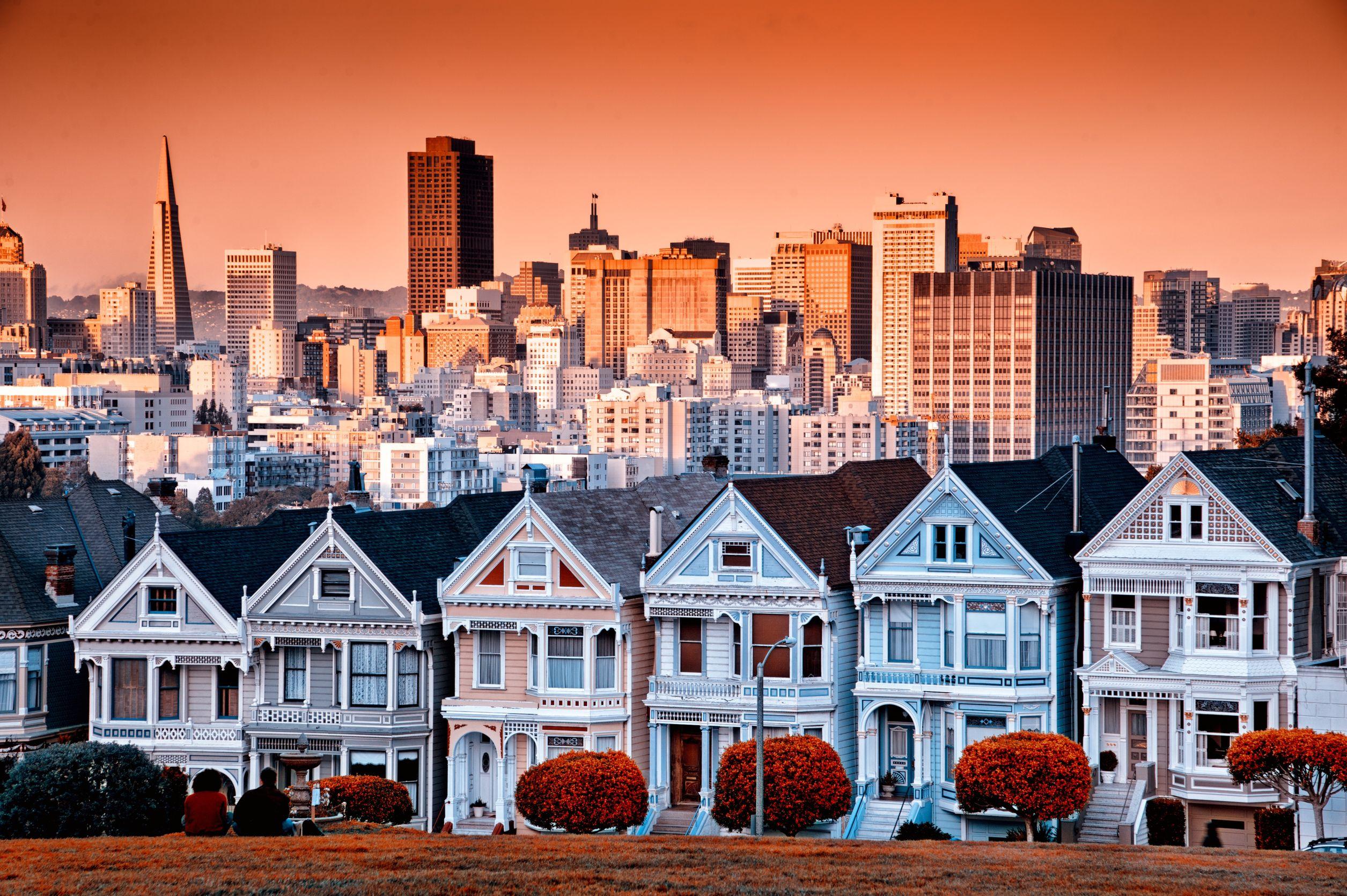 10. Сан-Франциско (США)