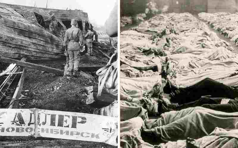 5 страшных катастроф в СССР, которые правительство хранило в тайне
