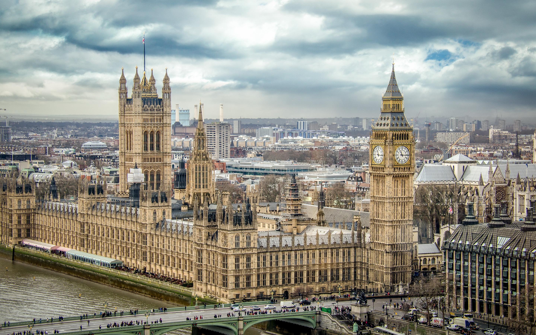 5. Лондон (Великобритания)