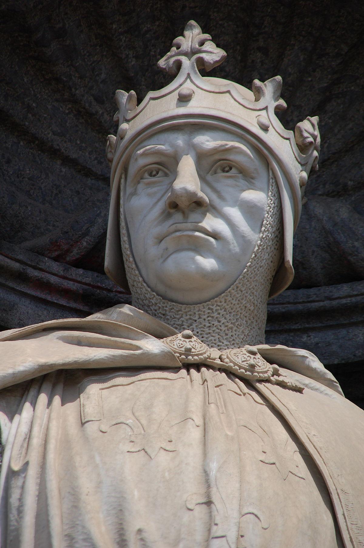 Основателем Неаполитанского королевства стал брат короля Франции Людовика Святого – Карл I
