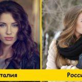 20 стран с самыми красивыми девушками