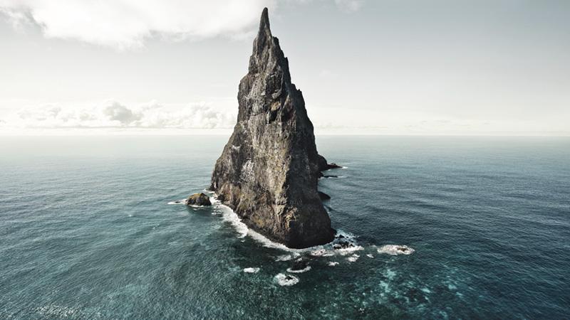 Пирамида Болла, Австралия