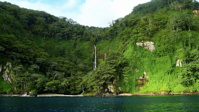 Кокосовый остров, Коста-Рика