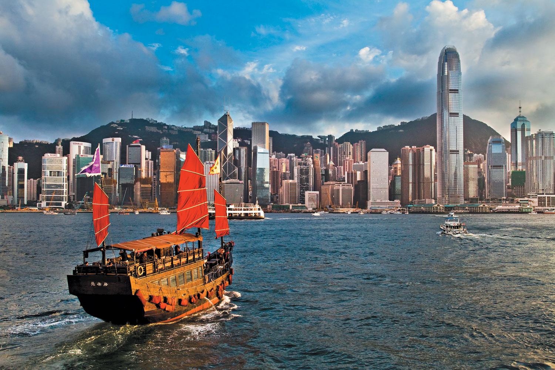 4. Гонконг