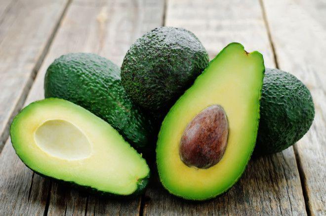 8. Авокадо