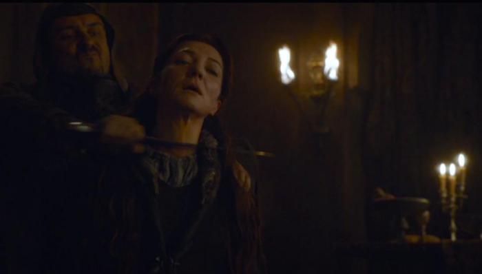 """Время смерти: 3-й сезон, эпизод """"Рейны из Кастамере""""."""