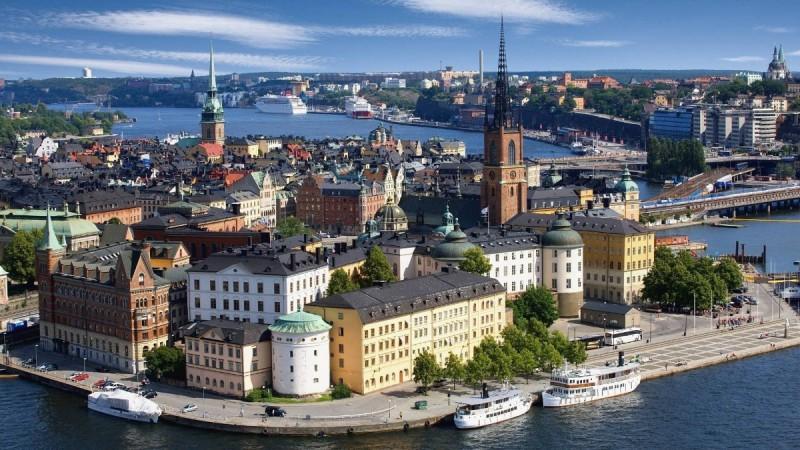 3. Швеция