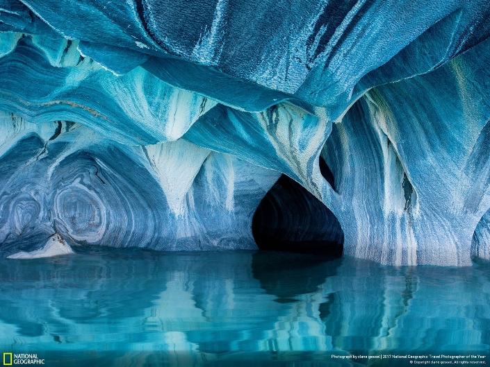 Пещеры Патагонии. Фото: Clane Gessel