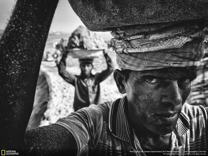 Носильщик песка, Бангладеш Фото: MD Tanveer Hasan Rohan