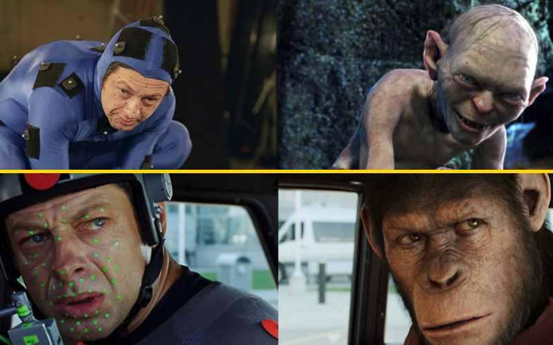 30 кадров из популярных фильмов до и после наложения спецэффектов