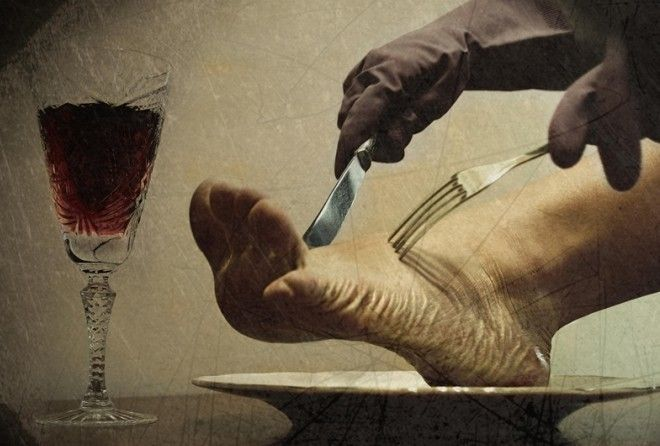 Жуткие и правдивые истории о каннибализме