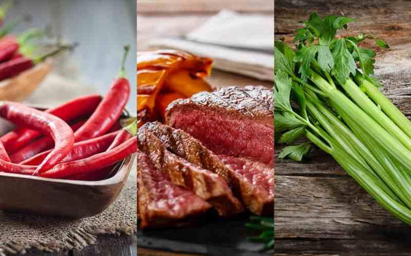 8 продуктов, которые разгонят метаболизм на полную мощь