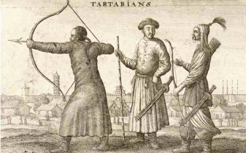Как появились «татары»