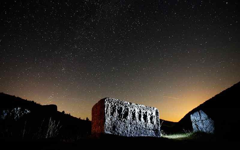 Как прошел самый яркий звездопад «Персеида» 2017 год