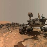 5 лет на Марсе Марсоход Curiosity