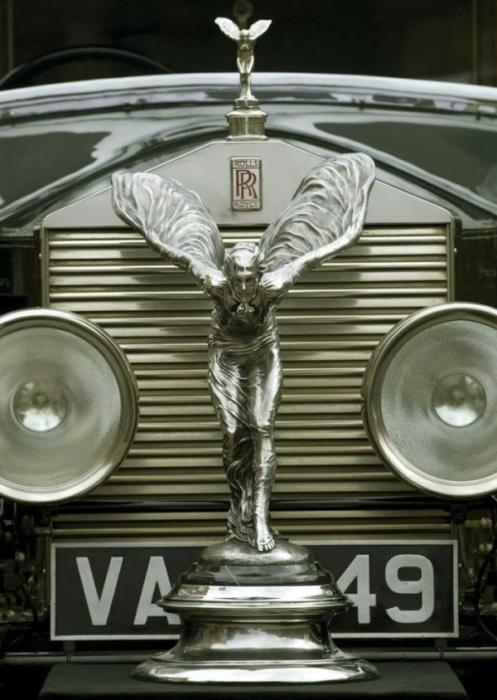 Роллс-Ройс - легенда мирового автопрома