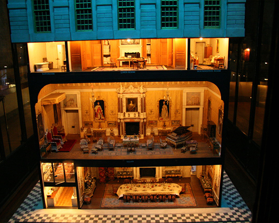Кукольный домик королевы Марии