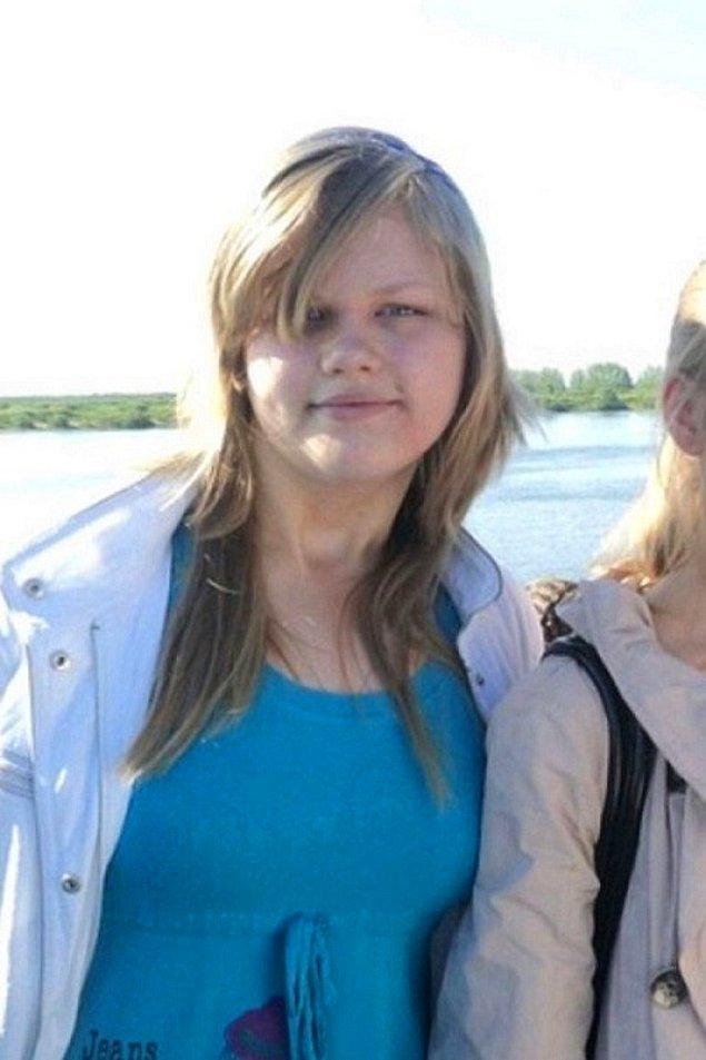 Так выглядела Екатерина Пешкова в подростковом возрасте. Фото: личный архив.