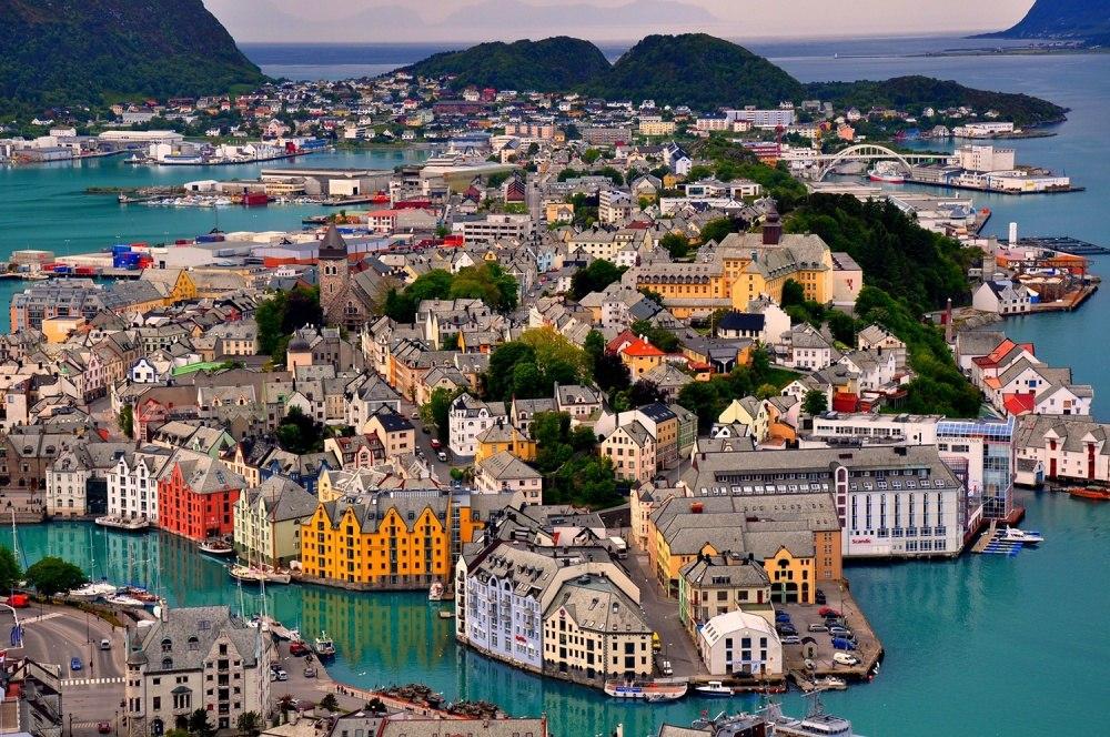 2. Норвегия