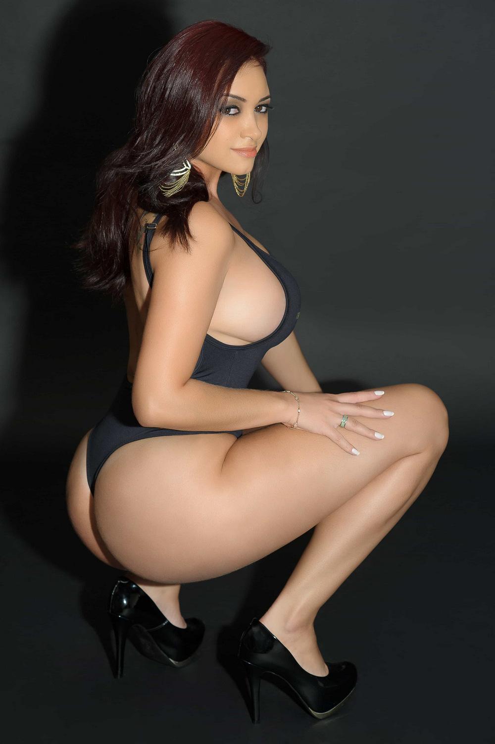 Самая сексуальная бразильская попа